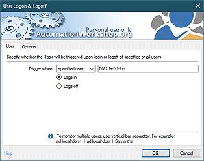 User monitor